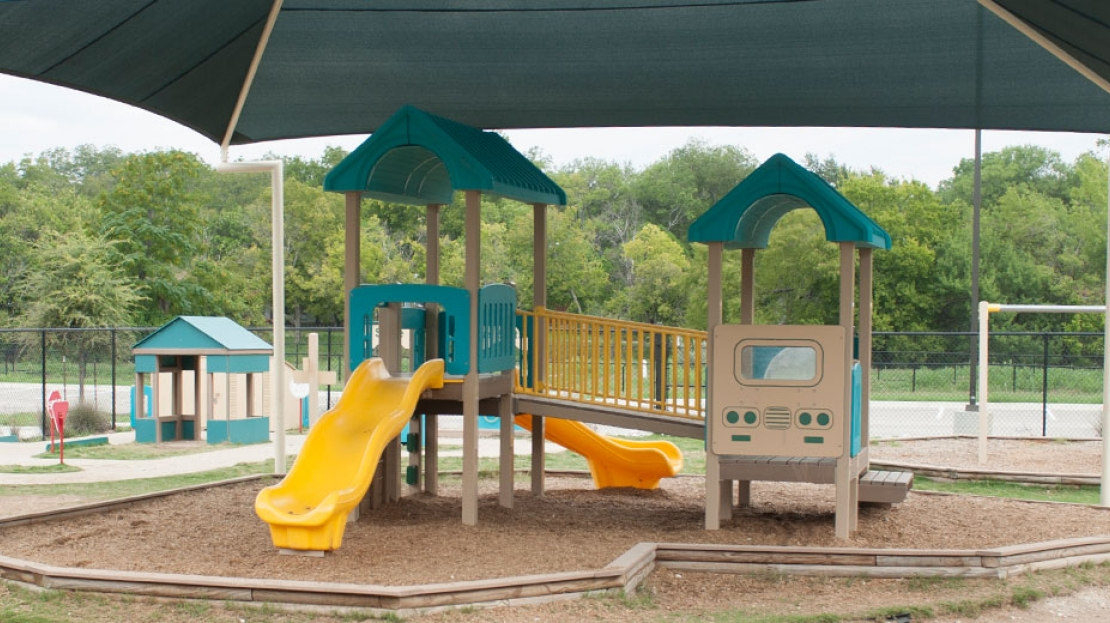 Child Care Development Playgrounds