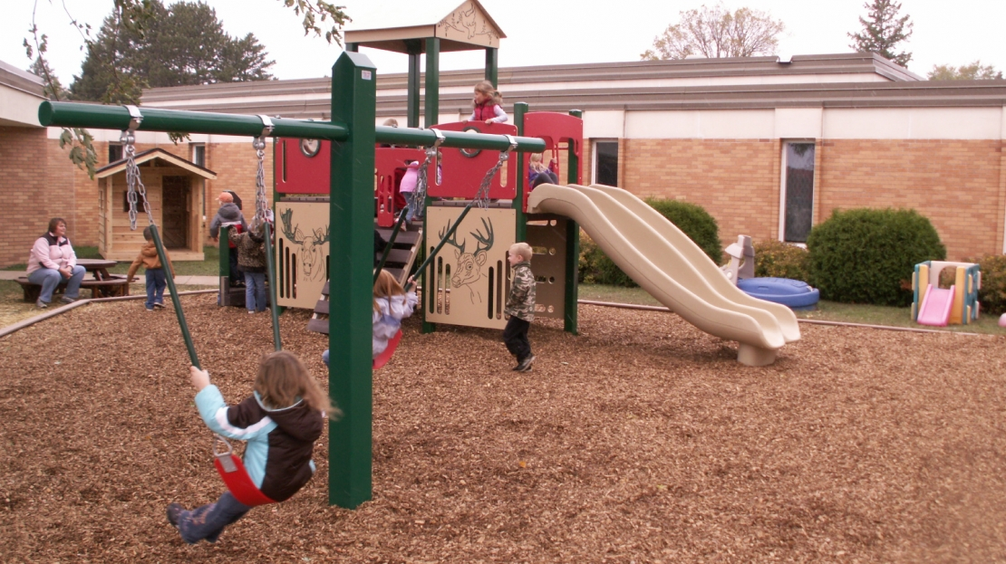 New Horizon Preschool Playground