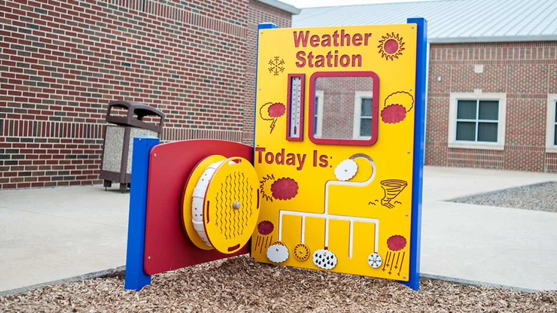 playground weather station