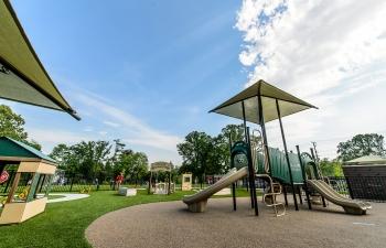 Kiddie Academy Playground