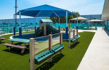 downey california playground