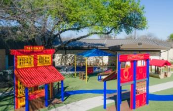 lone star elementary playground texas