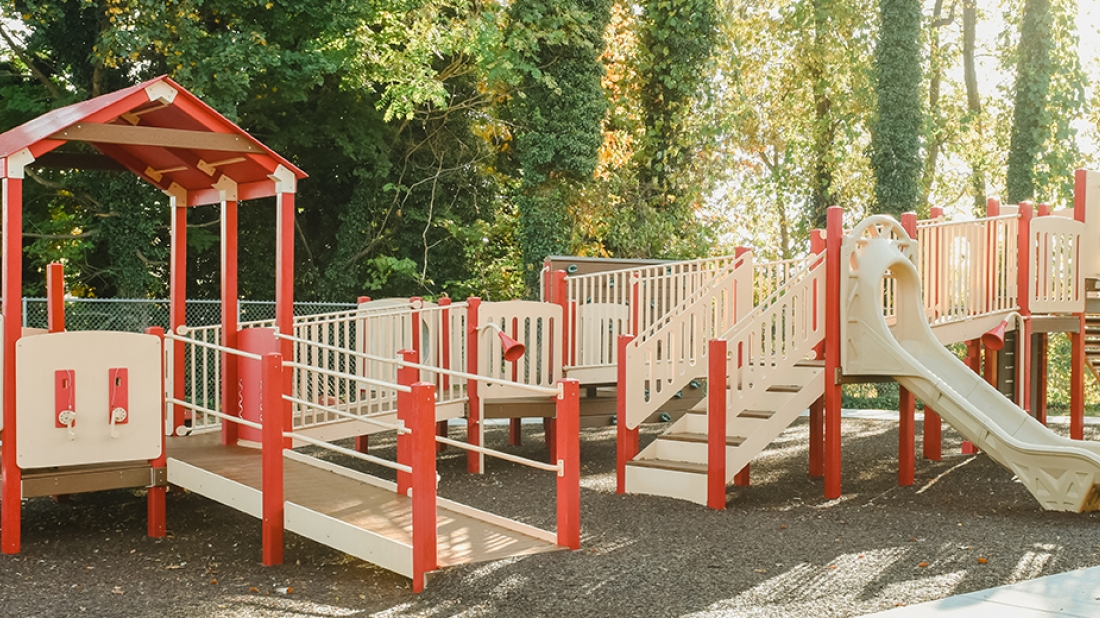 Bruce Drysdale Elementary School Inclusive Playground
