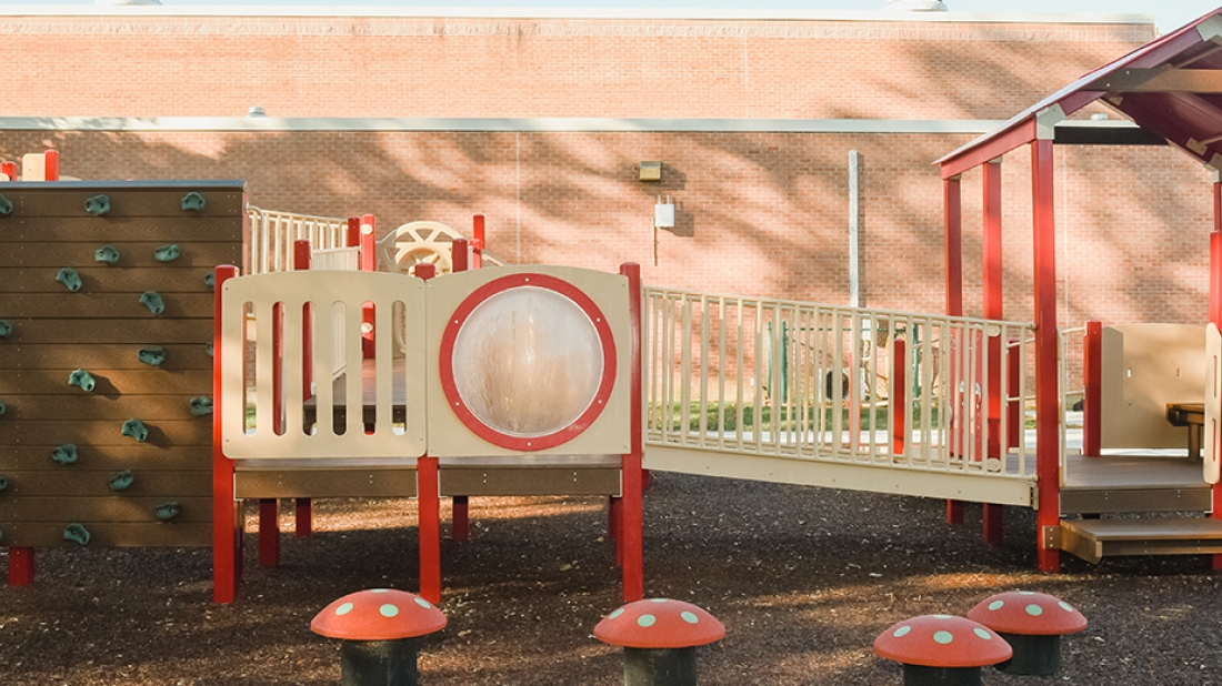 Hendersonville Accessible Playground