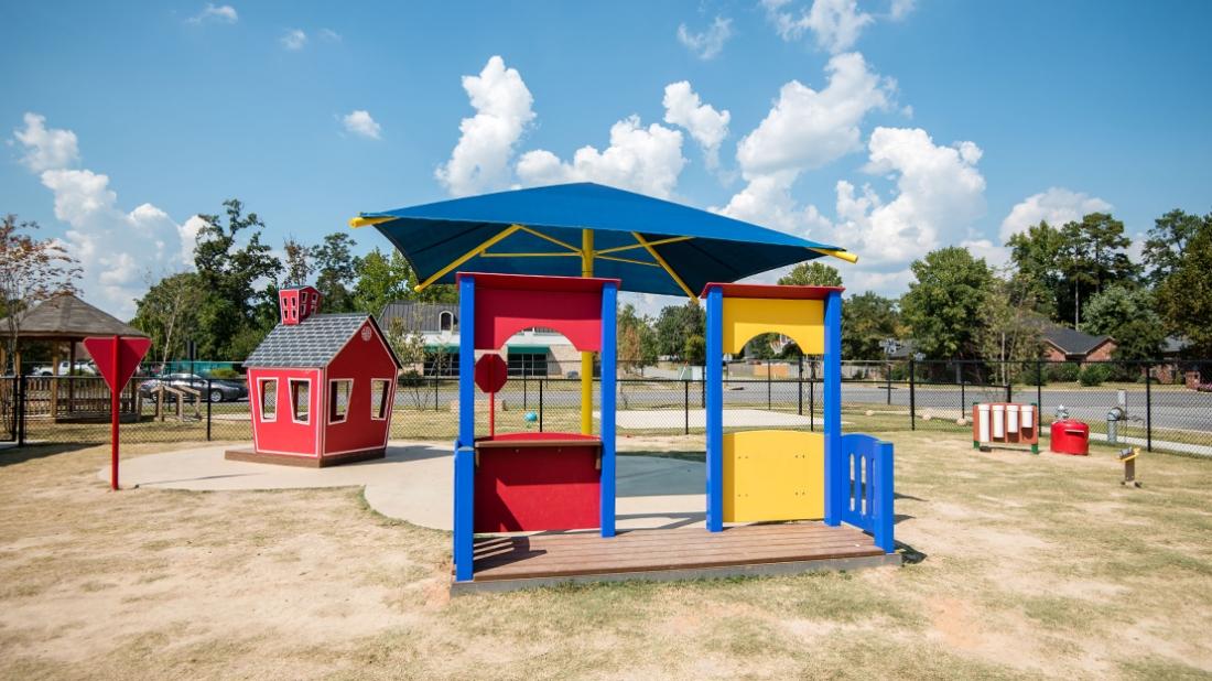 playground in arkansas