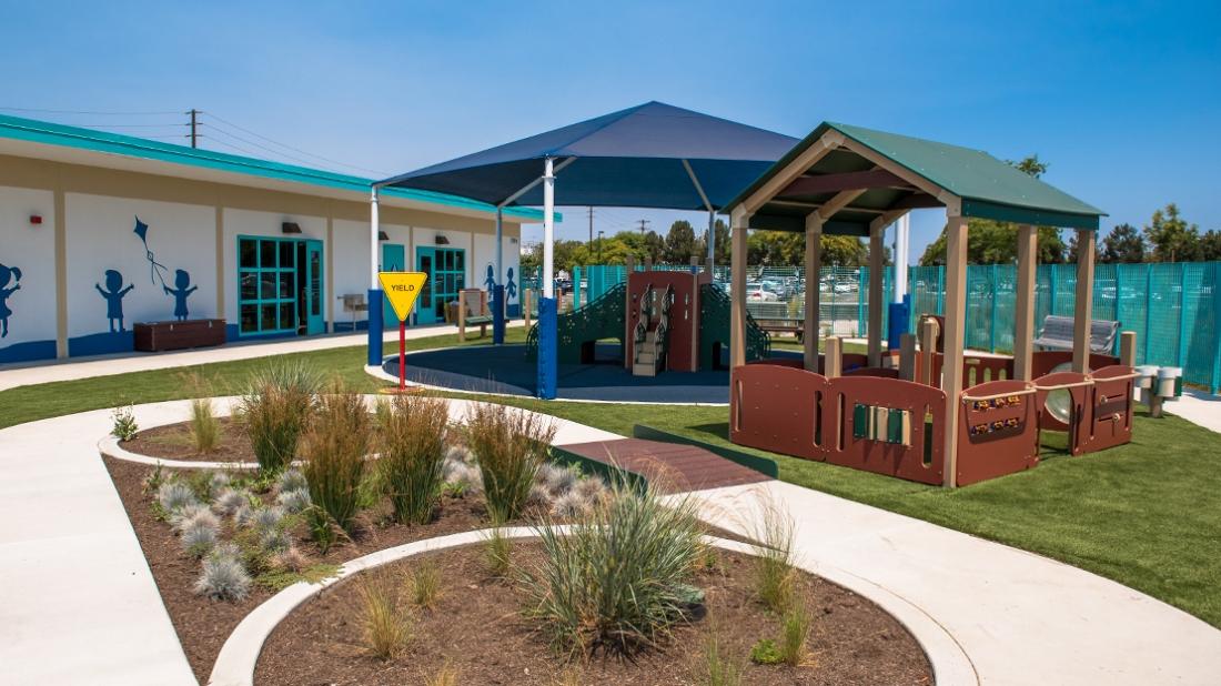 california preschool playground