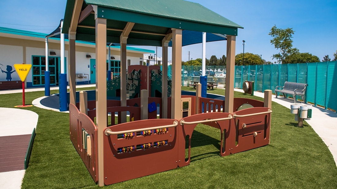 toddler activity space