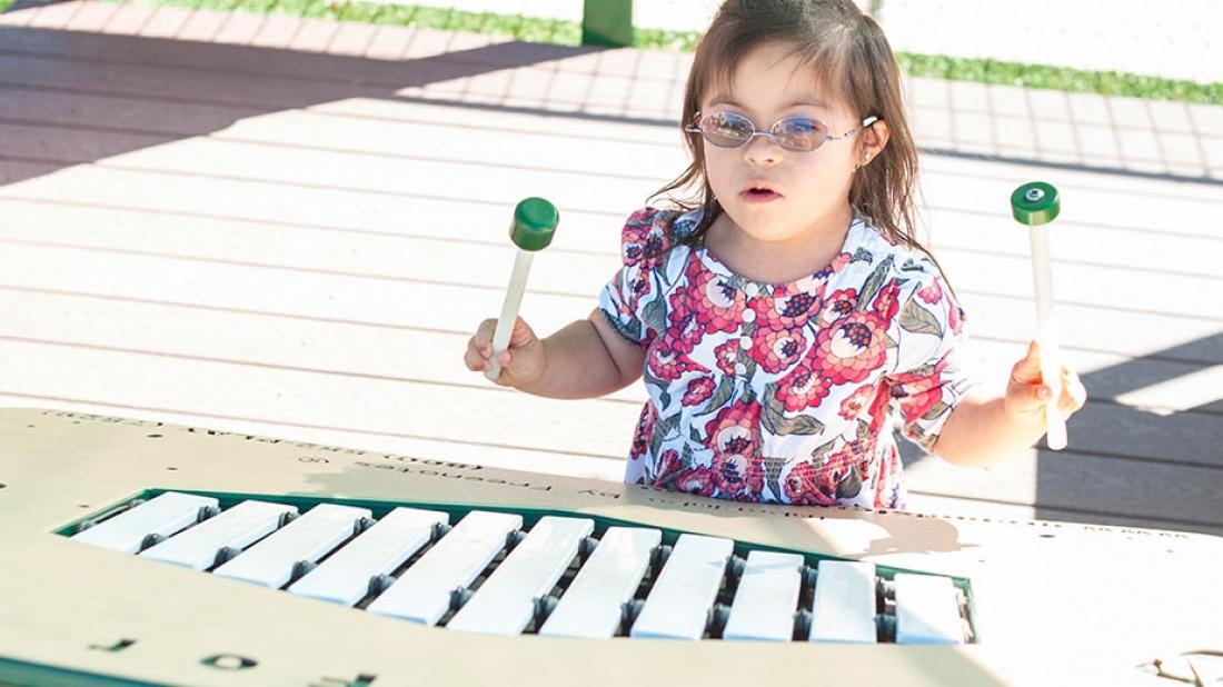 playground marimba