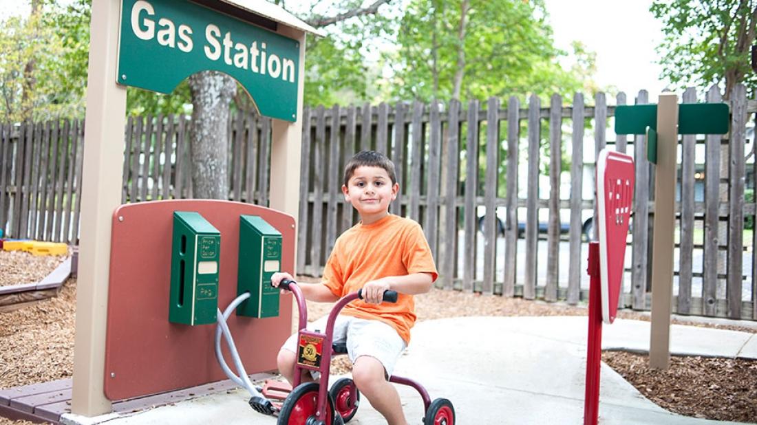 playground trike